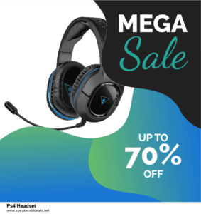 6 Best Ps4 Headset Black Friday 2020 and Cyber Monday Deals | Huge Discount