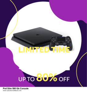 6 Best Ps4 Slim 500 Gb Console After Christmas Deals | Huge Discount