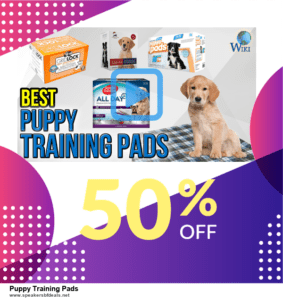 9 Best After Christmas Deals Puppy Training Pads Deals 2020 [Up to 40% OFF]