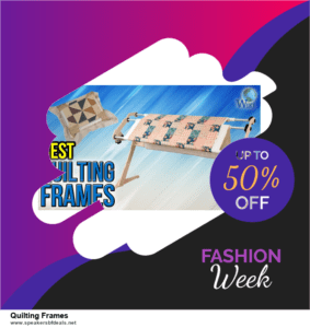 10 Best Quilting Frames After Christmas Deals Discount Coupons