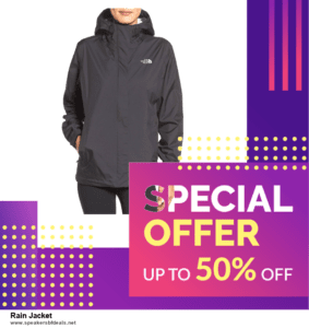 Top 5 After Christmas Deals Rain Jacket Deals [Grab Now]