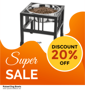List of 6 Raised Dog Bowls After Christmas DealsDeals [Extra 50% Discount]