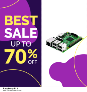 9 Best After Christmas Deals Raspberry Pi 3 Deals 2020 [Up to 40% OFF]