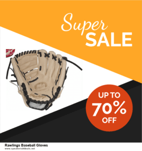 7 Best Rawlings Baseball Gloves After Christmas Deals [Up to 30% Discount]