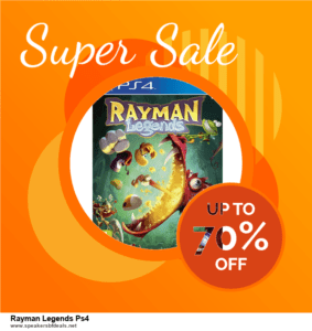 9 Best Black Friday and Cyber Monday Rayman Legends Ps4 Deals 2020 [Up to 40% OFF]