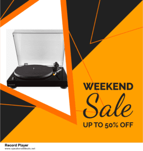 7 Best Record Player After Christmas Deals [Up to 30% Discount]