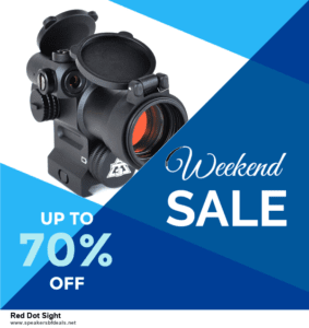 10 Best Red Dot Sight After Christmas Deals Discount Coupons