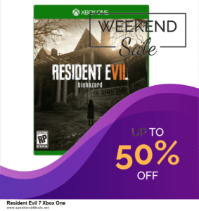 13 Best After Christmas Deals 2020 Resident Evil 7 Xbox One Deals [Up to 50% OFF]