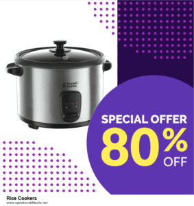 10 Best After Christmas Deals  Rice Cookers Deals | 40% OFF