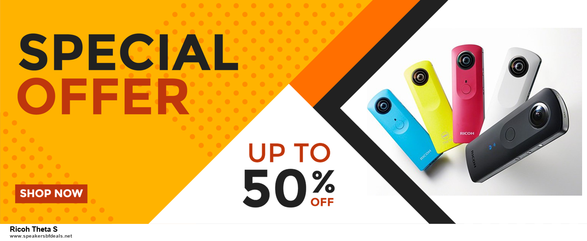 13 Exclusive Black Friday and Cyber Monday Ricoh Theta S Deals 2020