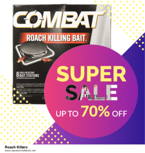 7 Best Roach Killers After Christmas Deals [Up to 30% Discount]