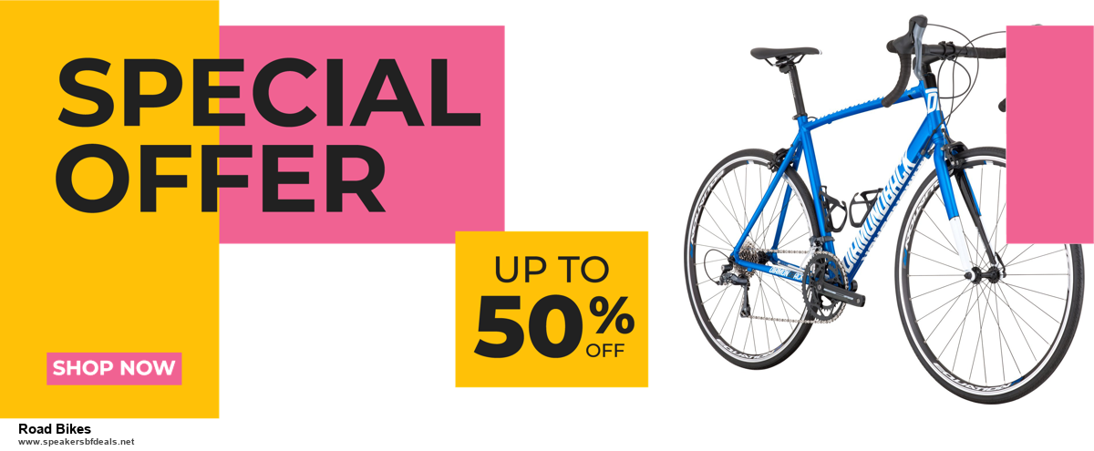 6 Best Road Bikes Black Friday 2020 and Cyber Monday Deals | Huge Discount