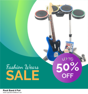 10 Best Black Friday 2020 and Cyber Monday  Rock Band 4 Ps4 Deals | 40% OFF