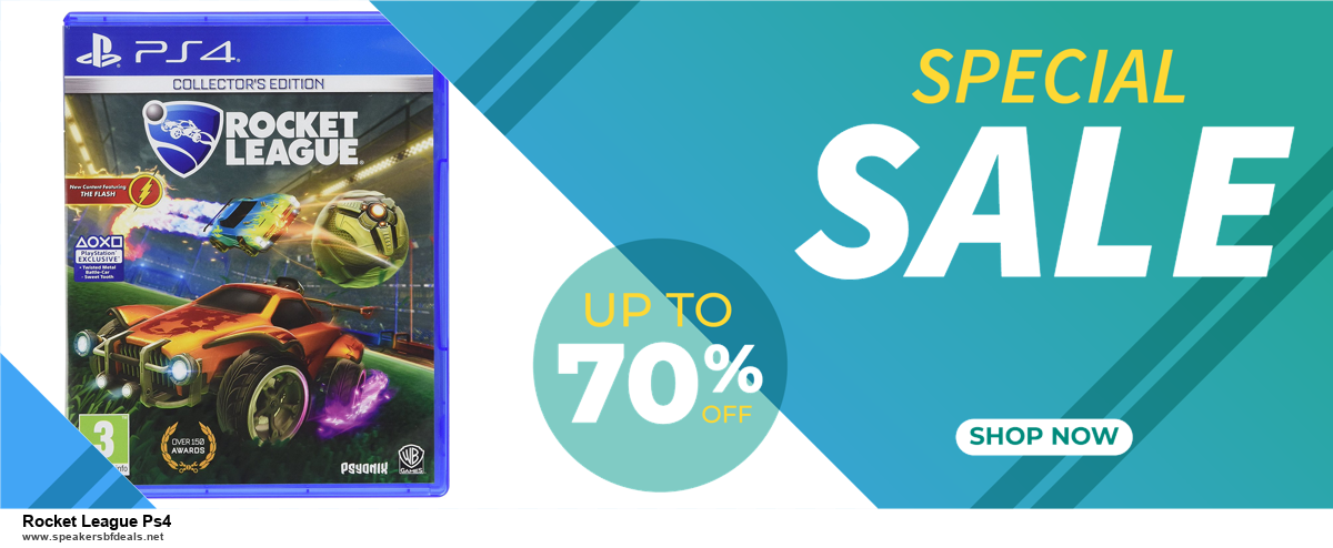 7 Best Rocket League Ps4 Black Friday 2020 and Cyber Monday Deals [Up to 30% Discount]