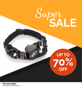 9 Best Black Friday and Cyber Monday Runners Belts Deals 2020 [Up to 40% OFF]