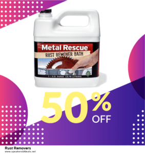 5 Best Rust Removers After Christmas Deals & Sales