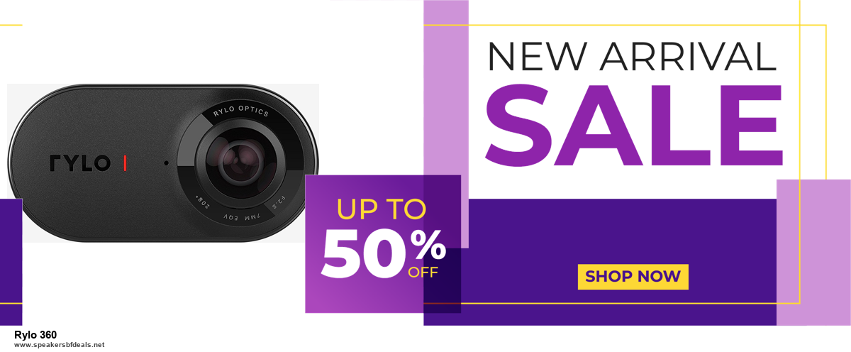 13 Best Black Friday and Cyber Monday 2020 Rylo 360 Deals [Up to 50% OFF]