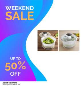 13 Exclusive Black Friday and Cyber Monday Salad Spinners Deals 2020