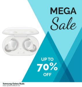 7 Best Samsung Galaxy Buds Black Friday 2020 and Cyber Monday Deals [Up to 30% Discount]