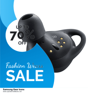 Grab 10 Best Black Friday and Cyber Monday Samsung Gear Iconx Deals & Sales