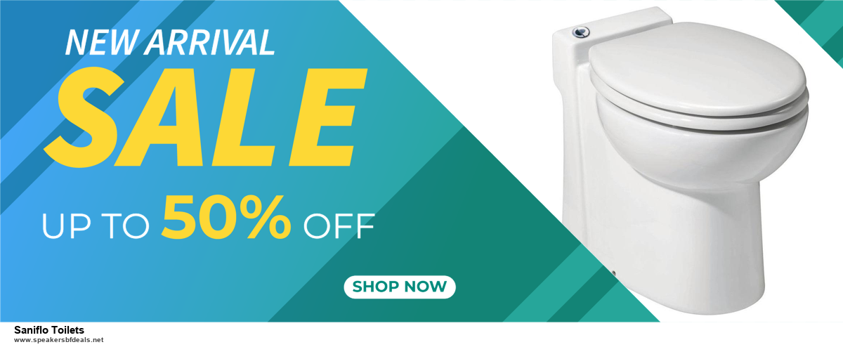 10 Best Black Friday 2020 and Cyber Monday Saniflo Toilets Deals | 40% OFF