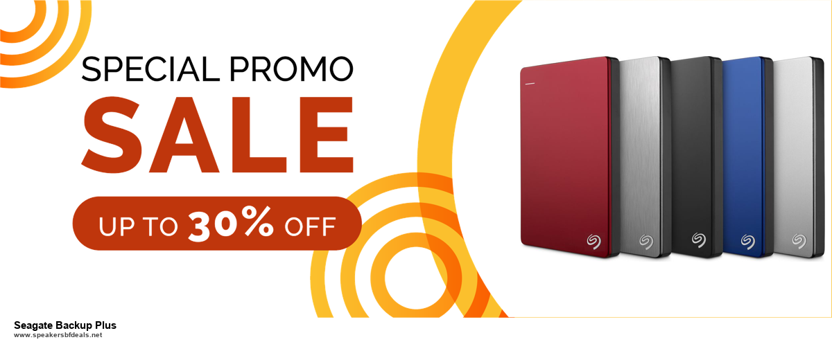 10 Best Black Friday 2020 and Cyber Monday Seagate Backup Plus Deals | 40% OFF