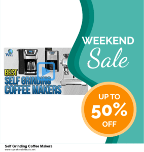 10 Best After Christmas Deals  Self Grinding Coffee Makers Deals | 40% OFF