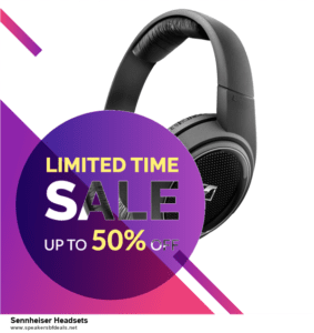 7 Best Sennheiser Headsets Black Friday 2020 and Cyber Monday Deals [Up to 30% Discount]