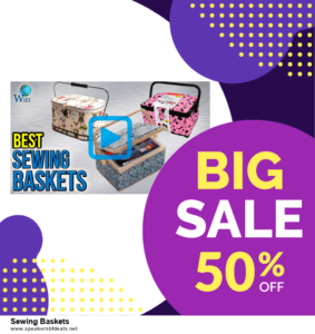 Top 5 After Christmas Deals Sewing Baskets Deals 2020 Buy Now