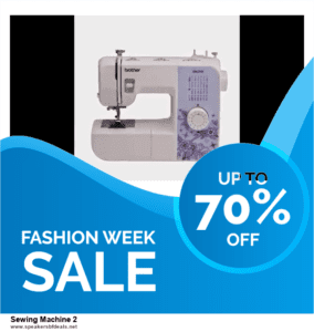 6 Best Sewing Machine 2 After Christmas Deals | Huge Discount
