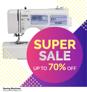 6 Best Sewing Machines After Christmas Deals | Huge Discount
