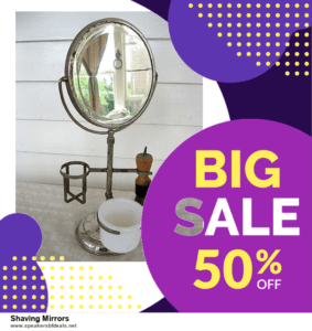 10 Best After Christmas Deals  Shaving Mirrors Deals | 40% OFF
