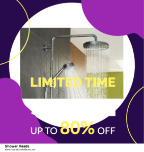 13 Exclusive Black Friday and Cyber Monday Shower Heads Deals 2020