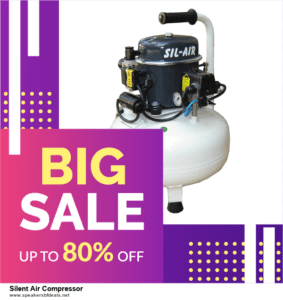 13 Best Black Friday and Cyber Monday 2020 Silent Air Compressor Deals [Up to 50% OFF]