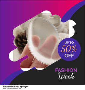 Top 11 Black Friday and Cyber Monday Silicone Makeup Sponges 2020 Deals Massive Discount