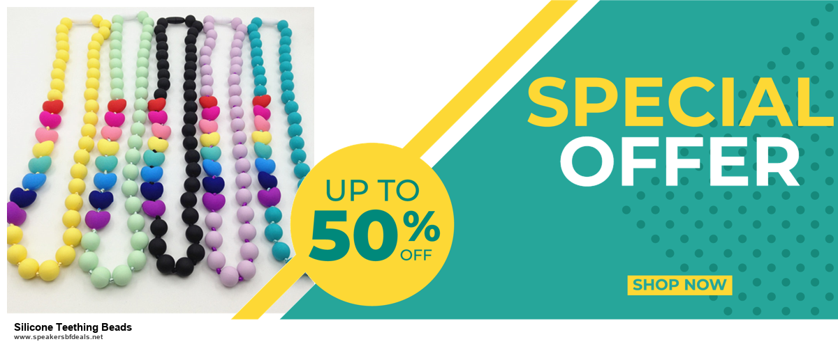 9 Best Black Friday and Cyber Monday Silicone Teething Beads Deals 2020 [Up to 40% OFF]