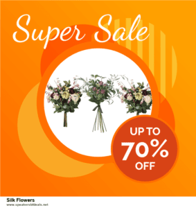 7 Best Silk Flowers After Christmas Deals [Up to 30% Discount]