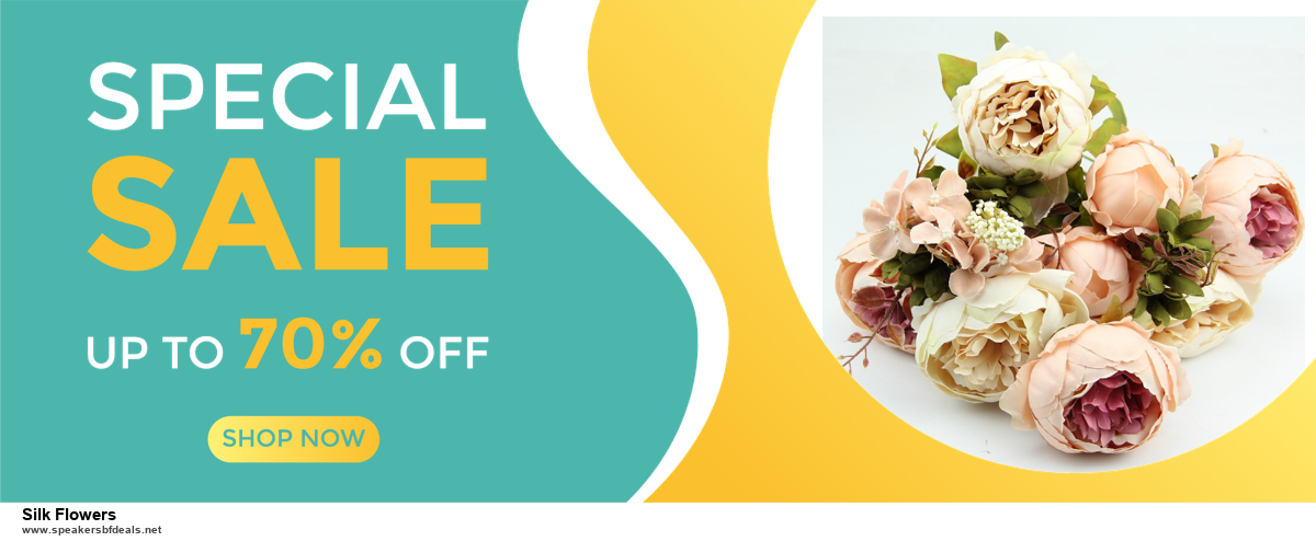 13 Best Black Friday and Cyber Monday 2020 Silk Flowers Deals [Up to 50% OFF]