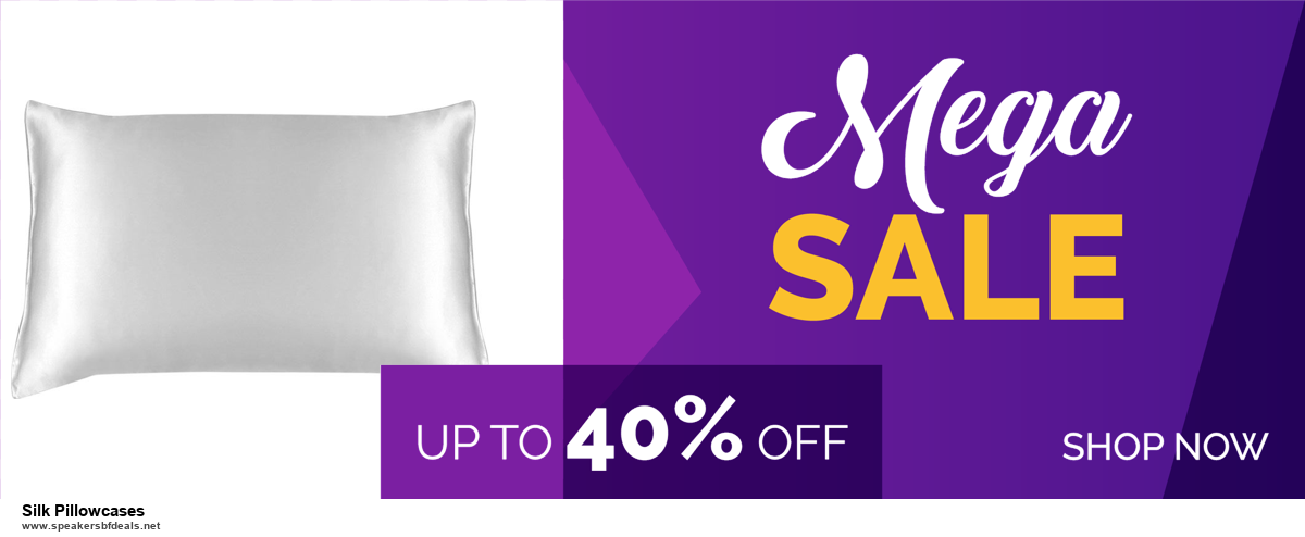 7 Best Silk Pillowcases Black Friday 2020 and Cyber Monday Deals [Up to 30% Discount]