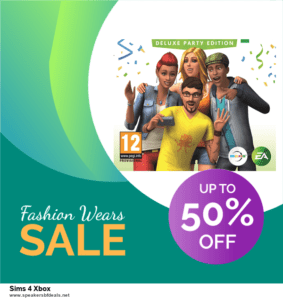 13 Exclusive After Christmas Deals Sims 4 Xbox Deals 2020