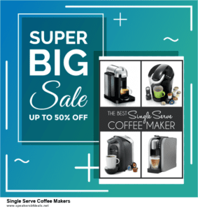 13 Exclusive Black Friday and Cyber Monday Single Serve Coffee Makers Deals 2020