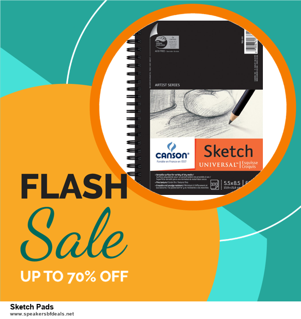 Top 10 Sketch Pads Black Friday 2020 and Cyber Monday Deals