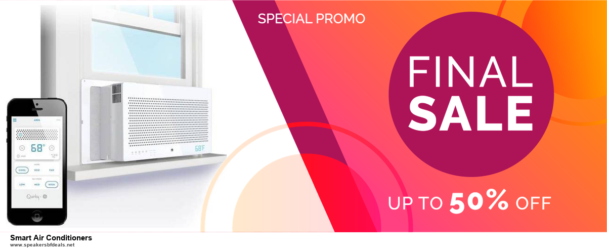 Top 11 Black Friday and Cyber Monday Smart Air Conditioners 2020 Deals Massive Discount