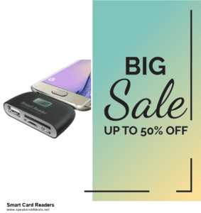 7 Best Smart Card Readers After Christmas Deals [Up to 30% Discount]