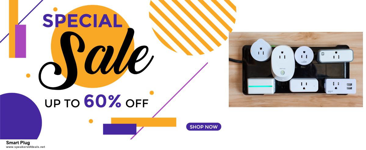 13 Best Black Friday and Cyber Monday 2020 Smart Plug Deals [Up to 50% OFF]