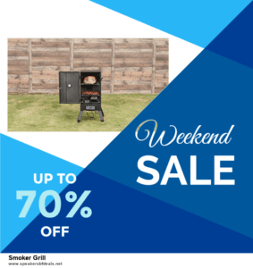 Top 5 Black Friday and Cyber Monday Smoker Grill Deals 2020 Buy Now