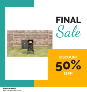 9 Best After Christmas Deals Smoker Grill Deals 2020 [Up to 40% OFF]