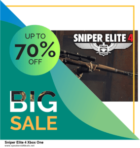 9 Best Sniper Elite 4 Xbox One Black Friday 2020 and Cyber Monday Deals Sales