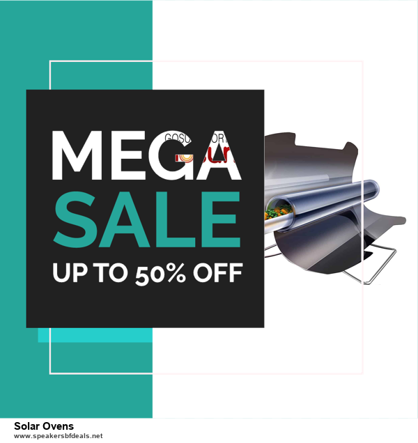 Top 11 Black Friday and Cyber Monday Solar Ovens 2020 Deals Massive Discount