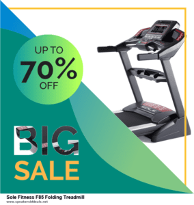 6 Best Sole Fitness F85 Folding Treadmill After Christmas Deals | Huge Discount